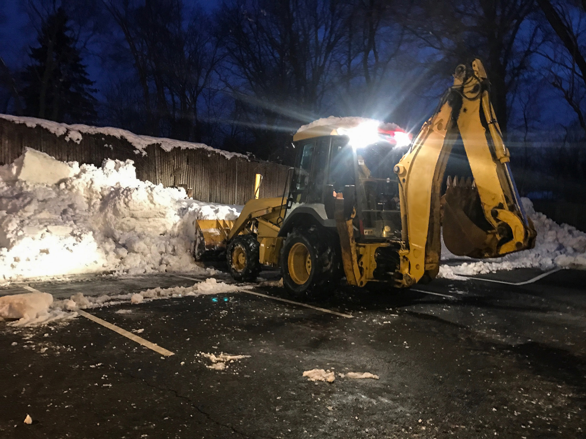 Laracca Commercial Snow Removal